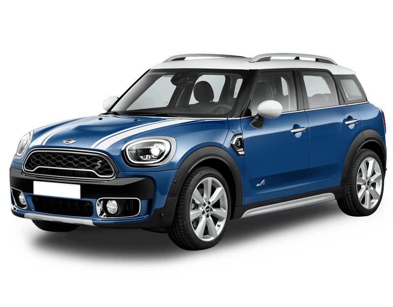 2020-MINI-Countryman-Blue
